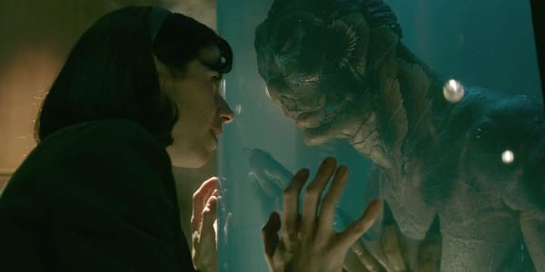 """An Immerse and Unique Love Story Emerges in """"Shape of Water"""""""