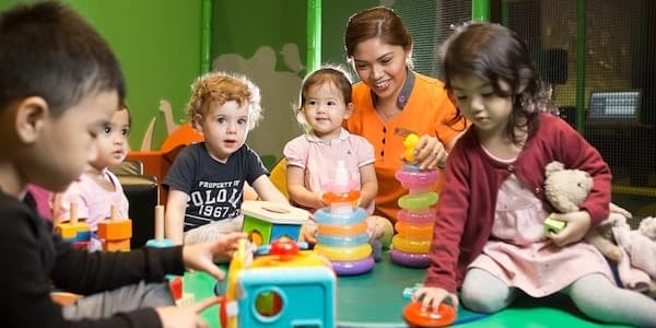 FIRST LOOK: Okada Manila's PLAY, a Play Space and Learning Arena for Kids