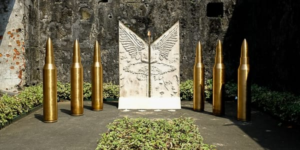 IN PHOTOS: A Peek at the Art Installations of the First Manila Biennale