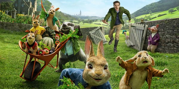 "Beloved Children's Book ""Peter Rabbit"" Hops to the Big Screen"