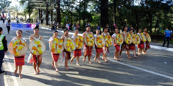 Here's What You Can Expect in Baguio's Panagbenga Festival 2018