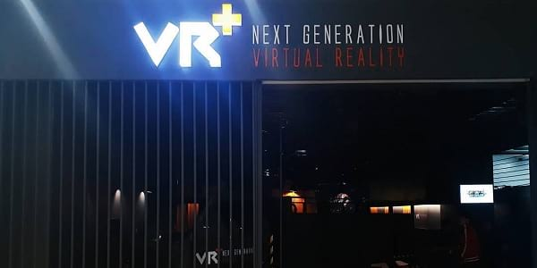 VR+: The First Virtual Reality Park in the Philippines Opens in S Maison, Conrad Manila