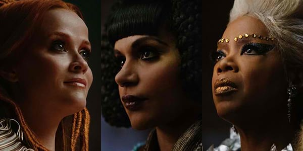 """Get to Know the Characters of Disney's """"A Wrinkle in Time"""""""