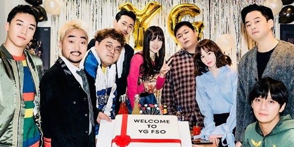 YG Entertainment and Netflix Partners Up for a New Sitcom with BIGBANG's Seungri