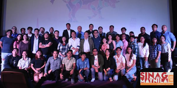 Sinag Maynila Film Festival Presents The Finalists For 2018