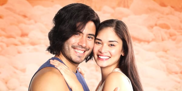 Gerald and Pia Together for the First Time in 'My Perfect You'