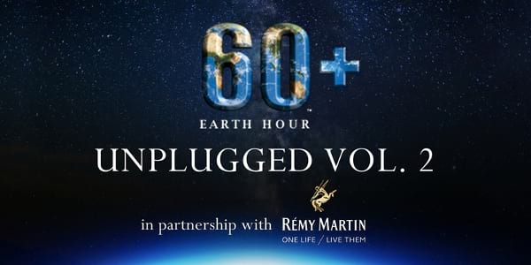 Sunset Lounge & Bar and Remy Martin host Earth Hour Unplugged on March 24th