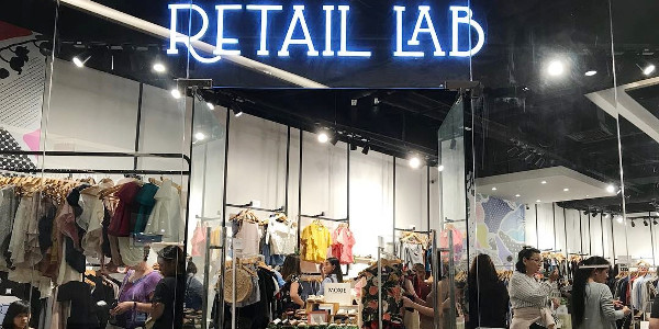 Choose from over 65 local brands at Retail Lab's new flagship store at Power Plant