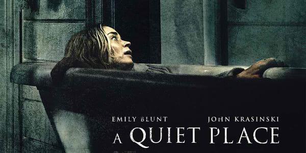 "Creepy Posters, TV Spots Arrive for ""A Quiet Place"""