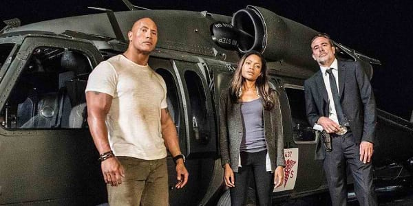 "Q&A With Oscar-Nominee and ""Rampage"" Star Naomie Harris"