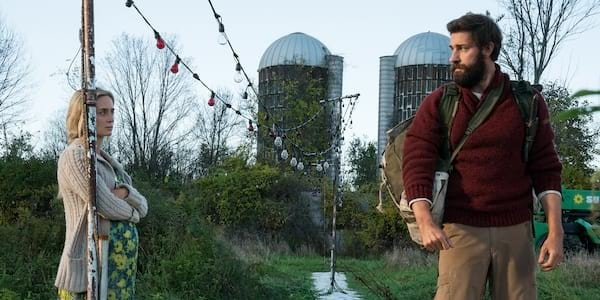 Read more about the article Silence is Golden: A Review of 'A Quiet Place'