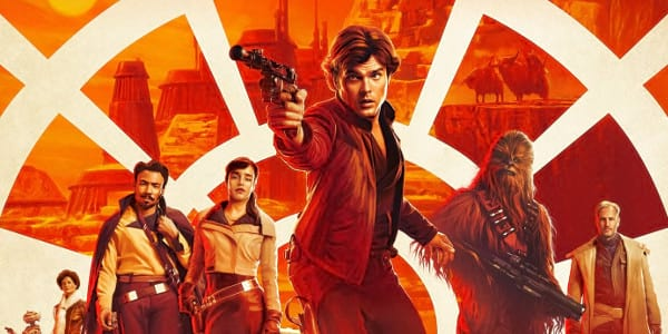 """WATCH: """"Solo: A Star Wars Story"""" Launches New Trailer and Poster"""