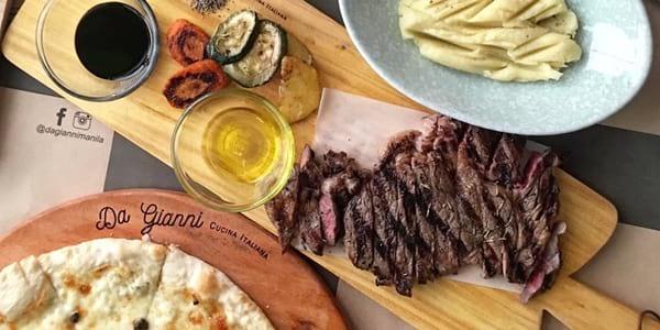 Now Open: Da Gianni Cucina Italiana in Westgate, Alabang