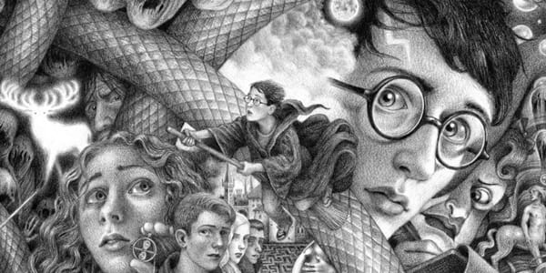 Read more about the article Scholastic Reveals the 20th Anniversary Covers of the 'Harry Potter' Books!