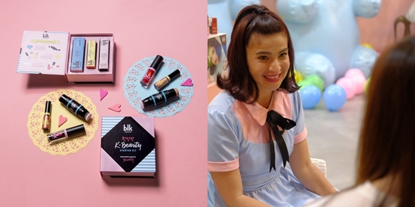 INTERVIEW: Anne Curtis on a BLK Cosmetics skincare line, her current K-drama obsession and more!