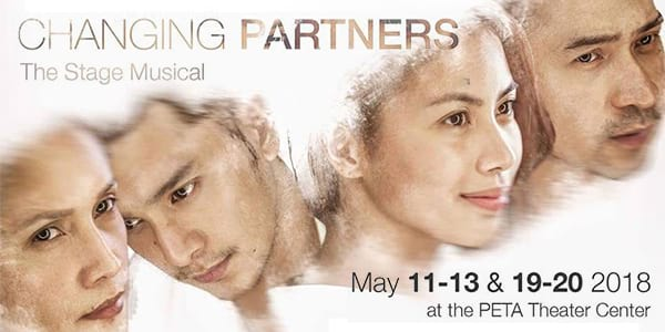 Changing Partners The Stage Musical