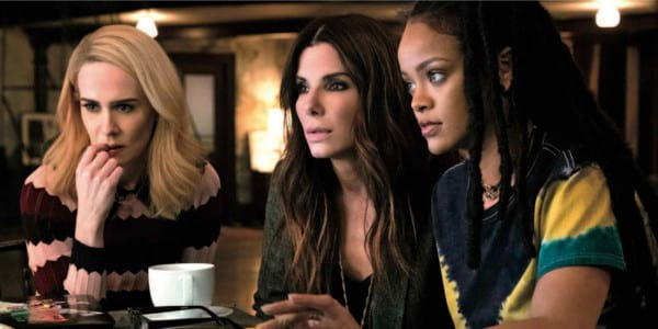 """WATCH: The Women Have What It Takes in """"Ocean's 8"""" Official Main Trailer"""