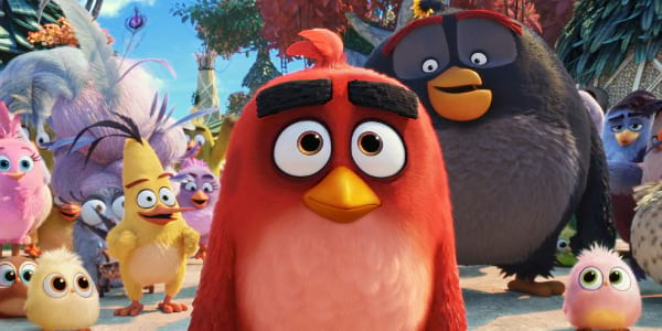 """Read more about the article """"The Angry Birds Movie 2"""" Flies in with All-star Cast of New and Returning Comedy Talent"""