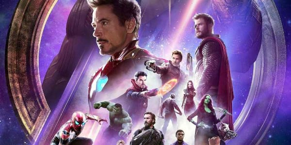 """Check Out the New Posters for """"Avengers: Infinity War"""""""