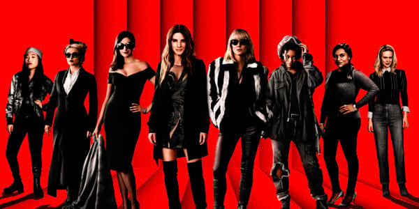 """The Plan is Priceless in """"Ocean's 8"""" Main Poster"""