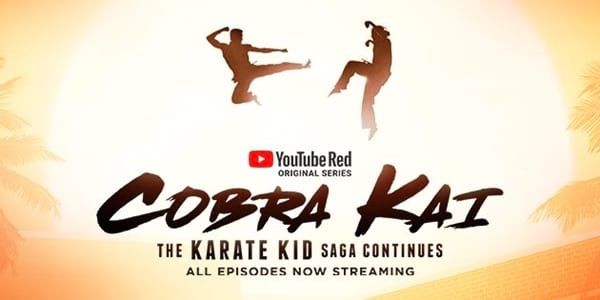 Your Favorite 'Karate Kid' Characters Return: 'Cobra Kai' is Now Streaming On YouTube Red
