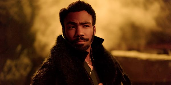 """Tour the Millennium Falcon with Lando for """"Solo: A Star Wars Story"""""""