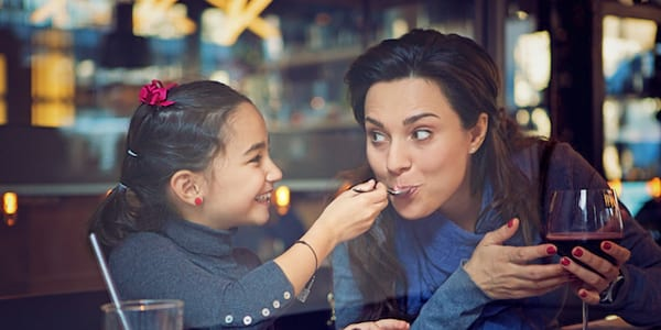 Reward your Mom with what she loves at Marriott Cafe