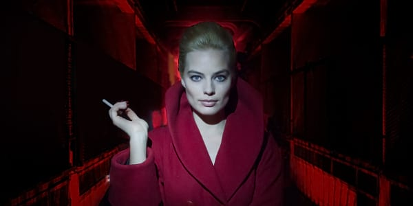See a femme fatale Margot Robbie in 'Terminal' 'Terminal' opens in PH cinemas this May
