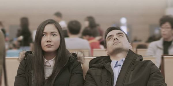 Of Coldness and Stillness: A Review of CineFilipino Entry 'The Eternity Between Seconds'