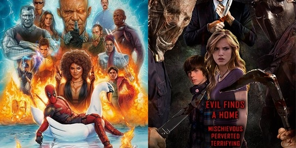 New Movies This Week: Deadpool 2, Home Invasion and more!
