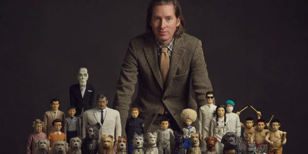 """Blockbuster Director Wes Anderson mixes stop-motion film making with stellar cast in """"Isle of Dogs"""""""