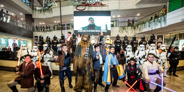 Solo: A Star Wars Story Holds Special Screening at Glorietta 4