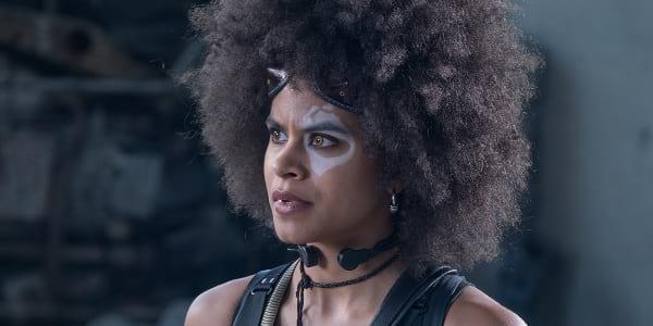 """Zazie Beetz: Domino of Luck in """"Deadpool 2"""""""