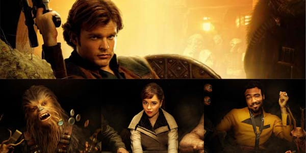 Get to Know the Characters in Solo: A Star Wars Story