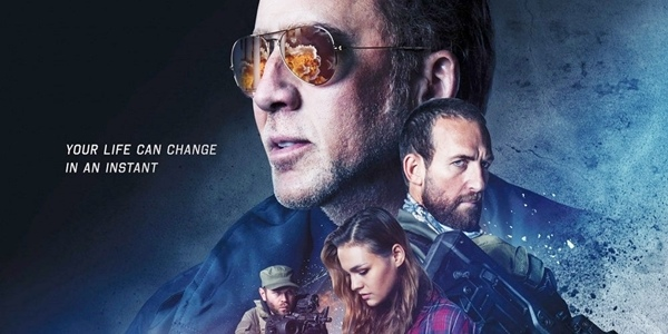 Bank Heist Film, 211, Starring Nicolas Cage Opens in Cinemas Today!