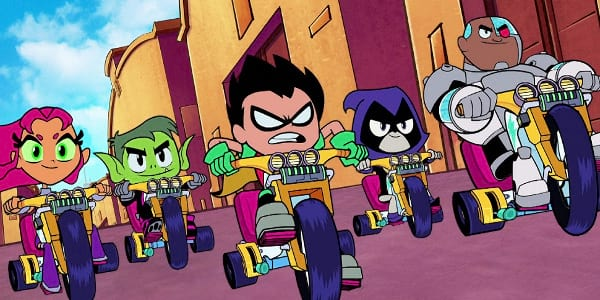 Go Inside the Making of Teen Titans GO! to the Movies in New Featurette