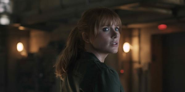 "Bryce Dallas Howard: More Determined, Focused in ""Jurassic World: Fallen Kingdom"""