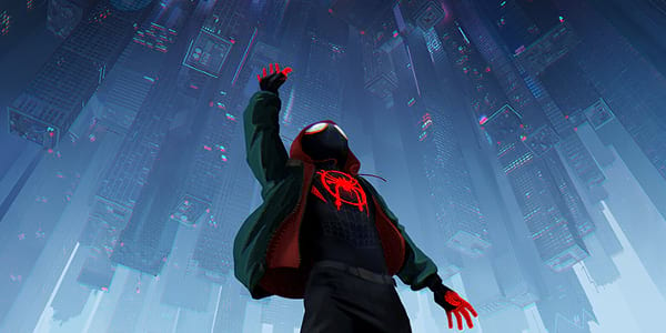 "WATCH: ""Spider-Man: Into the Spider-Verse"" Launches New Trailer"