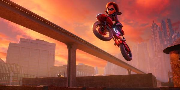 "Elastigirl Takes the Lead in Disney-Pixar's ""Incredibles 2"""