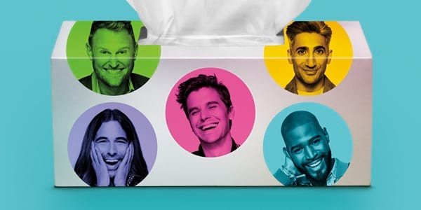 WATCH: The Newest Trailer to the Second Season of Netflix' 'Queer Eye'