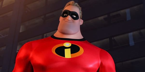 Mr. Incredible, Super Husband and Dad as Ever in Disney-Pixar's Incredible 2