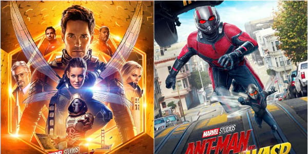"""New Posters of """"Ant-Man and the Wasp"""" Prove that Size Does Matter"""
