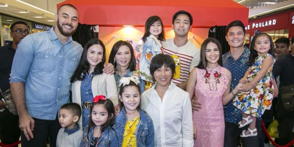 """Read more about the article Pixar Animator unveils """"Incredible"""" Family Portraits of Team Kramer, Dantes and Belo-Kho"""