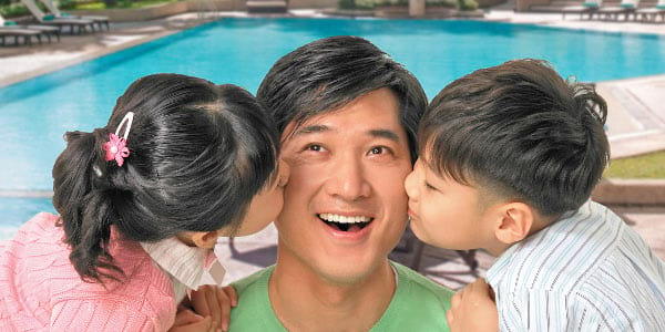 Read more about the article Just for Dad at New World Makati Hotel