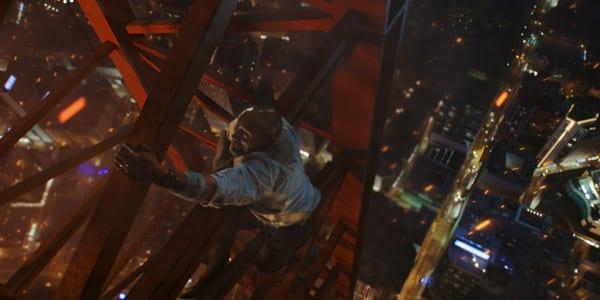 Dwayne Johnson Makes a Spectacular Leap of Faith in Skyscraper