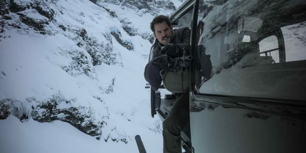 Henry Cavill is CIA's Top Assassin in Mission: Impossible - Fallout