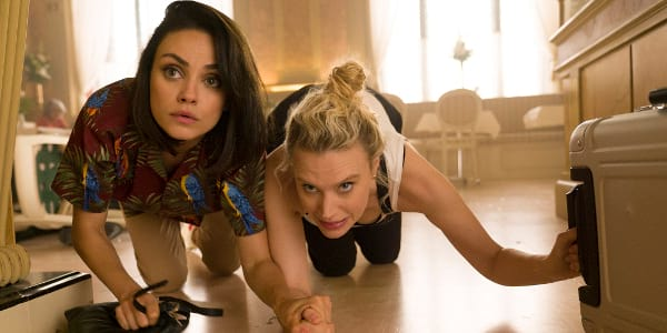 Genre-bender The Spy Who Dumped Me puts Besties in Extremely High-octaine Action