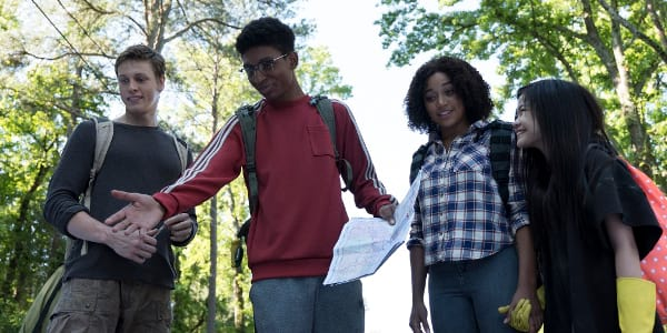 "Survival of Strong and Powerful Kids Threatened in ""The Darkest Minds"""