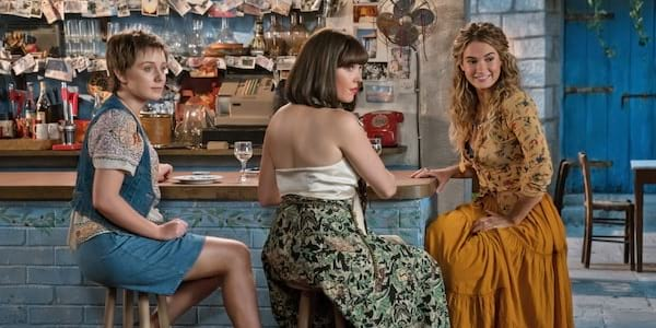 'Mamma Mia! Here We Go Again' Has Very Little Space Between Songs to Tell a Proper Story