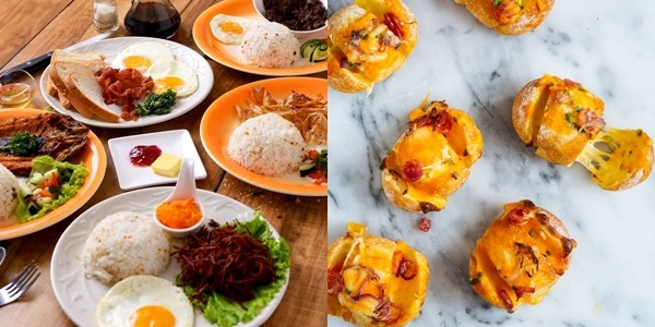 Admirable 2018 Buffet Guide Breakfast All You Can In Metro Manila For Interior Design Ideas Clesiryabchikinfo